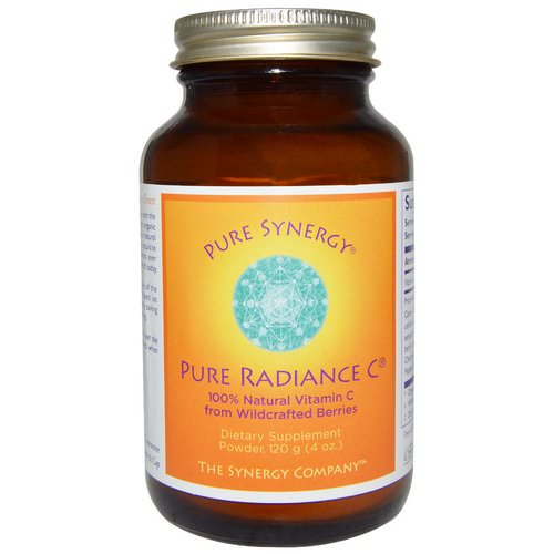 The Synergy Company, Pure Radiance C, Powder, 4 oz (120 g) Review