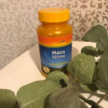 Thompson Herbs Homeopathy Maca