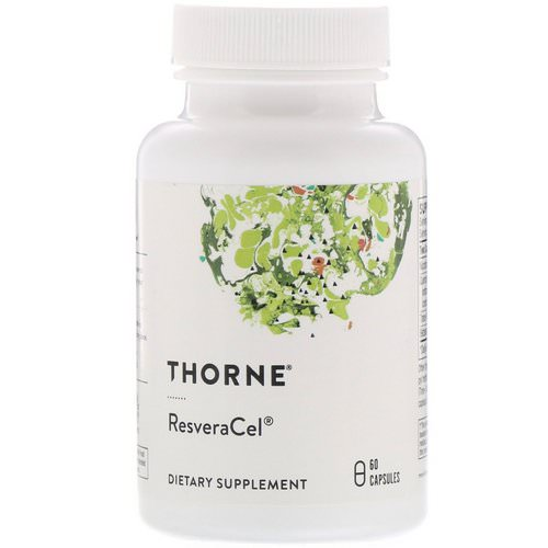Thorne Research, ResveraCel, 60 Capsules Review