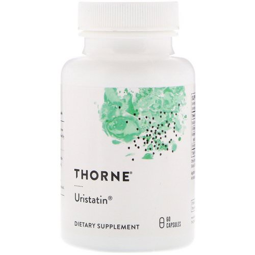 Thorne Research, Uristatin, 60 Capsules Review
