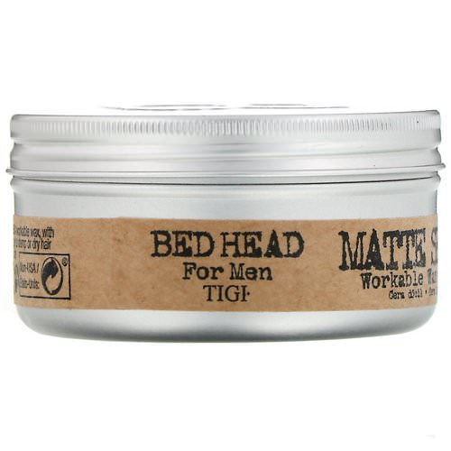 TIGI, Bed Head, Matte Separation, For Men, 3 oz (85 g) Review