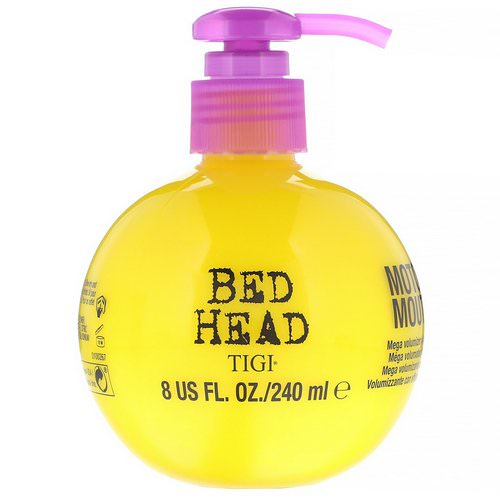TIGI, Bed Head, Motor Mouth, 8 fl oz (240 ml) Review