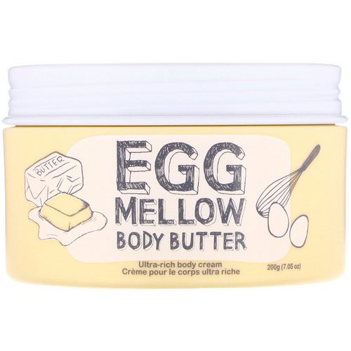 Too Cool for School, Egg Mellow Body Butter, 7.05 oz (200 g) Review