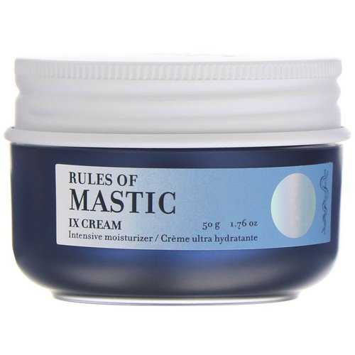 Too Cool for School, Rules of Mastic, IX Cream, 1.76 oz (50 g) Review
