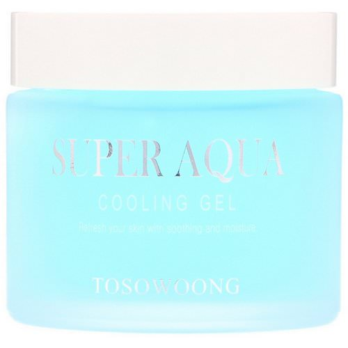 Tosowoong, Super Aqua Cooling Gel, 80 g Review