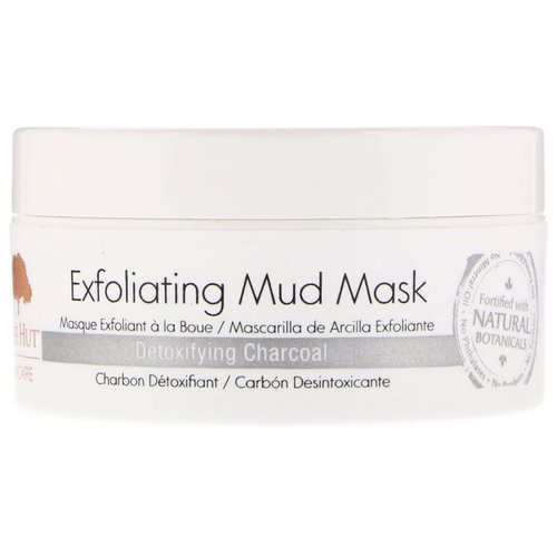 Tree Hut, Skincare, Exfoliating Mud Mask, Detoxifying Charcoal, 2.9 oz (82 g) Review