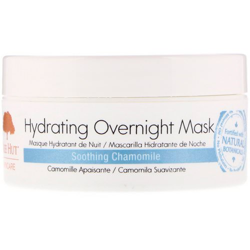 Tree Hut, Skincare, Hydrating Overnight Mask, Soothing Chamomile, 2 fl oz (59 ml) Review