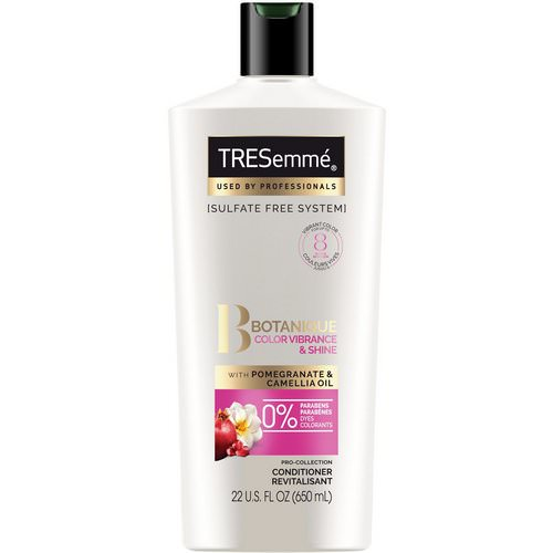 Tresemme, Botanique, Color Vibrance & Shine Conditioner, 22 fl oz (650 ml) Review