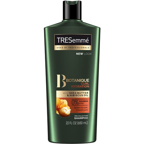 Tresemme, Botanique, Curl Hydration Shampoo, 22 fl oz (650 ml) Review