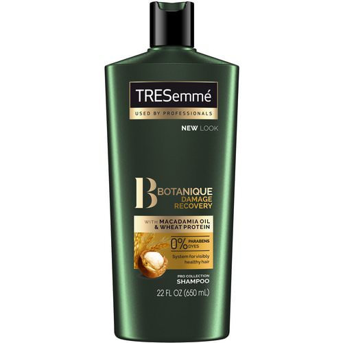Tresemme, Botanique, Damage Recovery Shampoo, 22 fl oz (650 ml) Review
