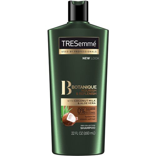 Tresemme, Botanique, Nourish & Replenish Shampoo, 22 fl oz (650 ml) Review