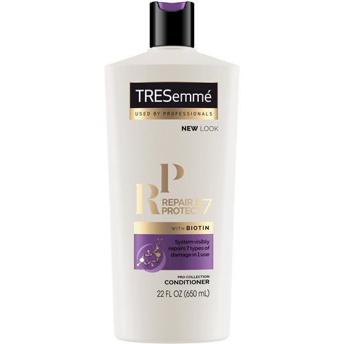 Tresemme, Repair & Protect 7 Conditioner, 22 fl oz (650 ml) Review