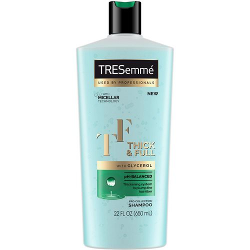 Tresemme, Thick & Full Shampoo, 22 fl oz (650 ml) Review