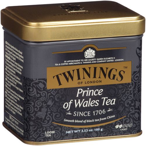 Twinings, Prince of Wales Loose Tea, 3.53 oz (100 g) Review