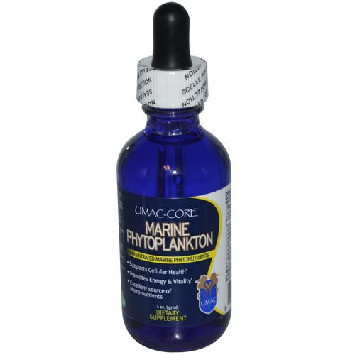 Umac-Core, Marine Phytoplankton, 2 oz (57 ml) Review
