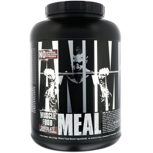 Universal Nutrition, Animal Meal, Chocolate, 5 lbs (2.27 kg) Review