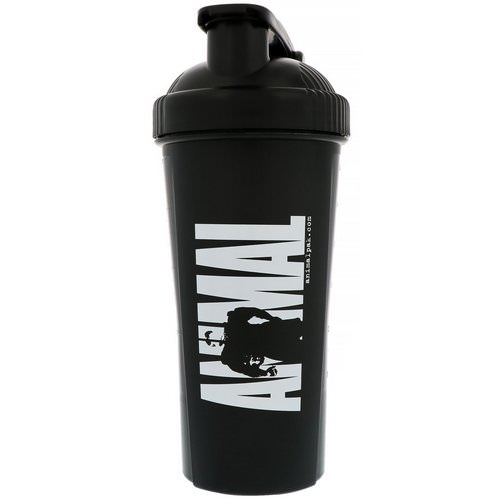 Universal Nutrition, Animal Shaker Cup, Black/White, 30 oz Review
