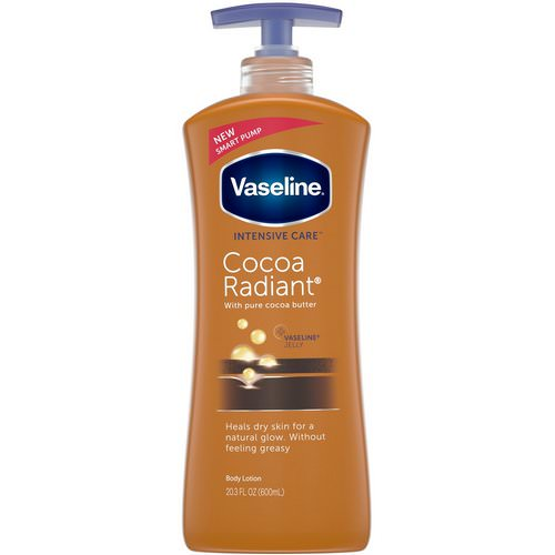 Vaseline, Intensive Care, Cocoa Radiant Body Lotion, 20.3 fl oz (600 ml) Review