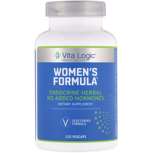 Vita Logic, Women's Formula, 120 Vegcaps Review