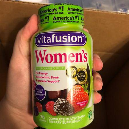 vitafusion women emotional multi benefits instead of women greater than 50