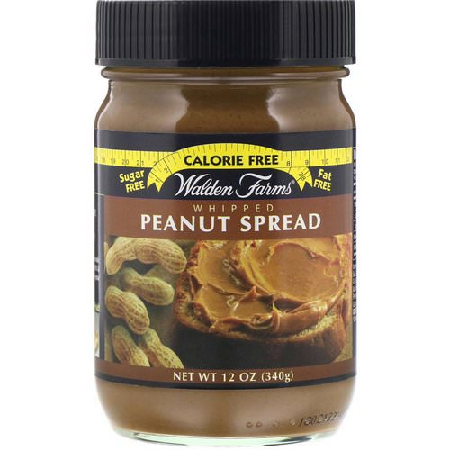Walden Farms, Whipped Peanut Spread, 12 oz (340 g) Review