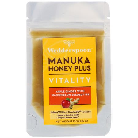 Wedderspoon, Manuka Honey, Digestion