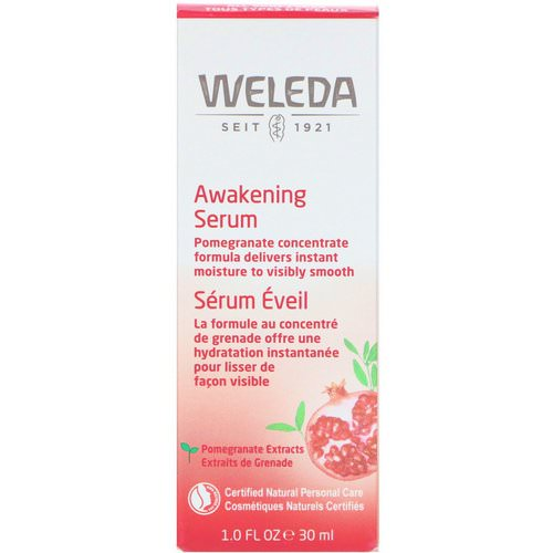 Weleda, Age Defying Serum, 1.0 fl oz (30 ml) Review