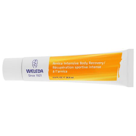 Weleda, Homeopathy Formulas, Arnica Topicals