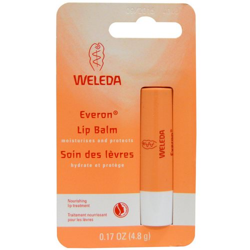 Weleda, Everon Lip Balm, 0.17 oz (4.8 g) Review