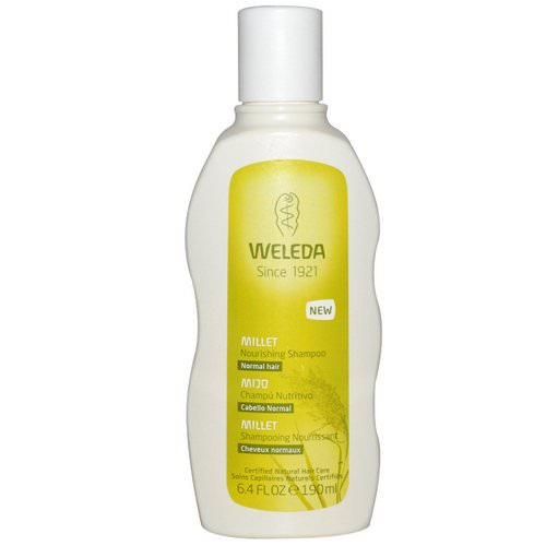 Weleda, Millet Nourishing Shampoo, 6.4 fl oz (190 ml) Review