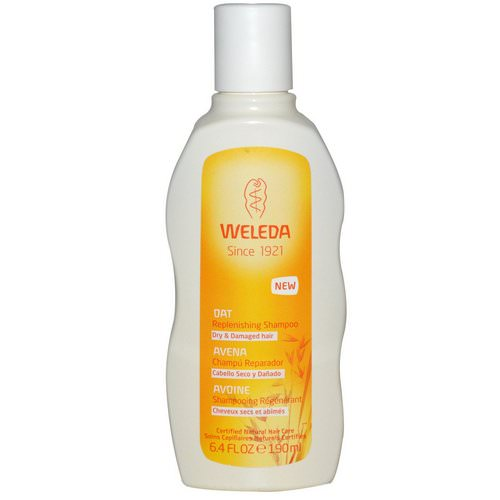 Weleda, Oat Replenishing Shampoo, 6.4 fl oz (190 ml) Review