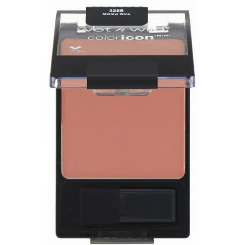 Wet n Wild, Color Icon Blush, Mellow Wine, 0.2 oz (5.85 g) Review