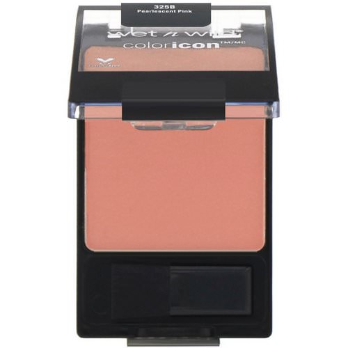 Wet n Wild, Color Icon Blush, Pearlescent Pink, 0.2 oz (5.85 g) Review