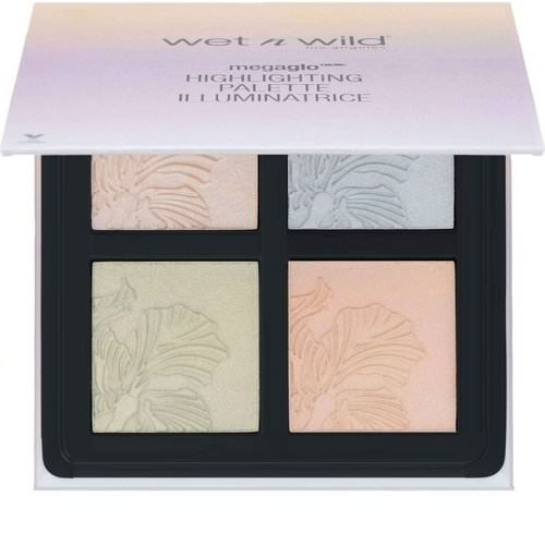 Wet n Wild, MegaGlo Highlighting Palette, 0.19 oz (5.4 g) Each Review
