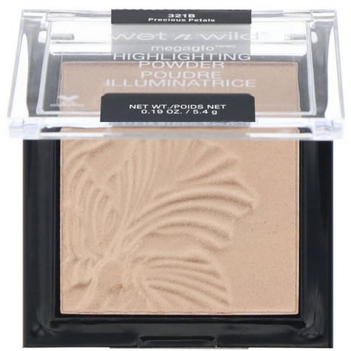 Wet n Wild, MegaGlo Highlighting Powder, Precious Petals, 0.19 oz (5.4 g) Review