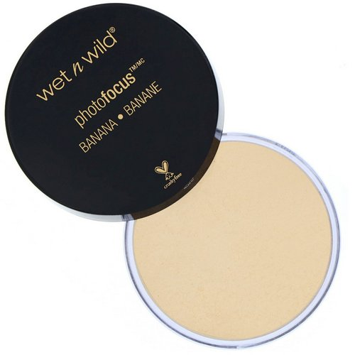 Wet n Wild, PhotoFocus Loose Setting Powder, Banana, 0.70 oz (20 g) Review