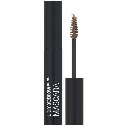 Wet n Wild, Ultimate Brow Mascara, Nothing But Bru-Nette, 0.23 fl oz (7 ml) Review