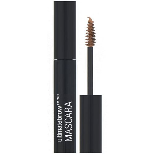 Wet n Wild, Ultimate Brow Mascara, You Got Au-Burned!, 0.23 fl oz (7 ml) Review
