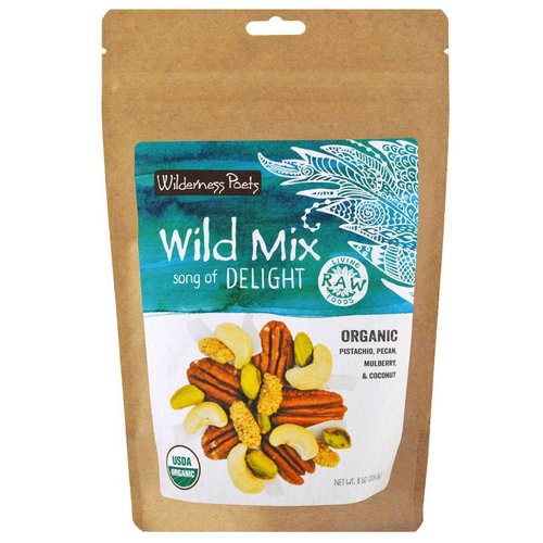 Wilderness Poets, Organic Wild Mix, Song of Delight, 8 oz (226.8 g) Review