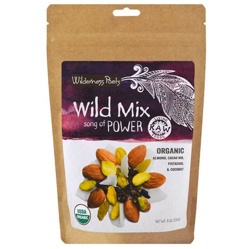Wilderness Poets, Organic Wild Mix, Song of Power, 8 oz (226.8 g) Review