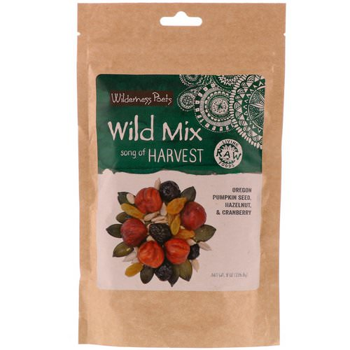 Wilderness Poets, Organic Wild Mix, Song of Harvest, 8 oz (226.8 g) Review