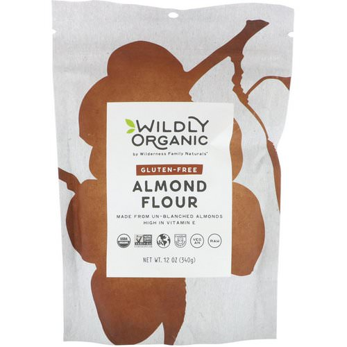 Wildly Organic, Gluten-Free Almond Flour, 12 oz (340 g) Review