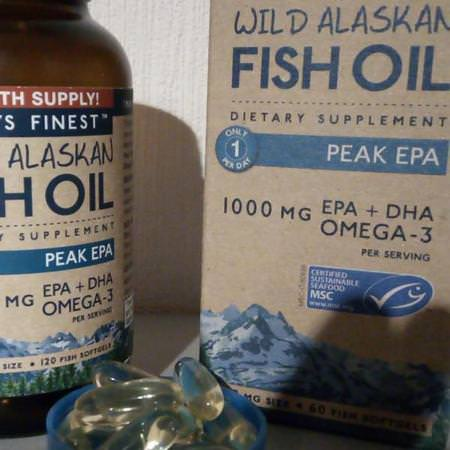 Supplements Fish Oil Omegas EPA DHA Omega-3 Fish Oil Wiley's Finest