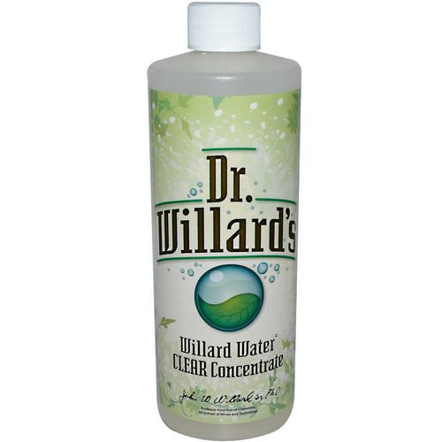 Willard, Water Clear Concentrate, 16 oz (0.473 l) Review