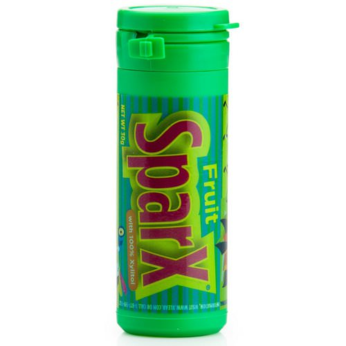 Xlear, SparX Candy, with 100% Xylito, Fruit, 30 g Review