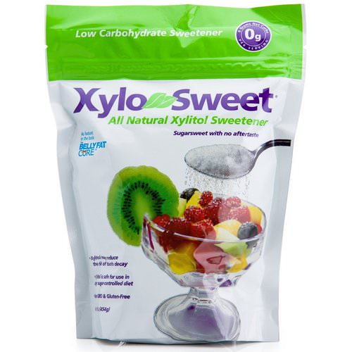 Xlear, XyloSweet, All Natural Xylitol Sweetener, 1 lb (454 g) Review