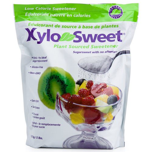 Xlear, XyloSweet, Plant Sourced Sweetener, 5 lbs (2.27 kg) Review