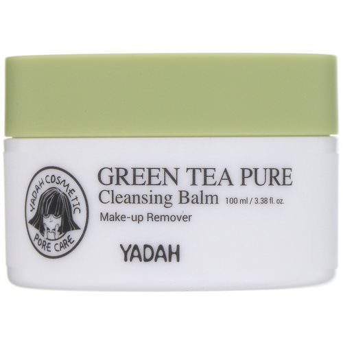 Yadah, Green Tea Pure Cleansing Balm, 3.38 fl oz (100 ml) Review