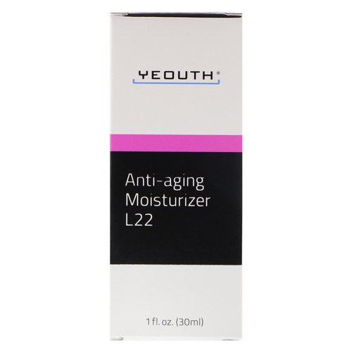 Yeouth, Anti-Aging Moisturizer L22, 1 fl oz (30 ml) Review