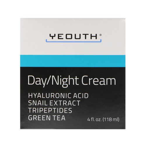 Yeouth, Day/Night Cream, 4 fl oz (118 ml) Review